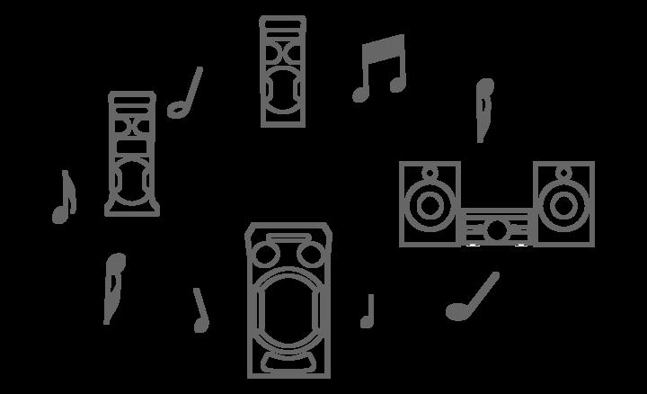 Extra Speakers