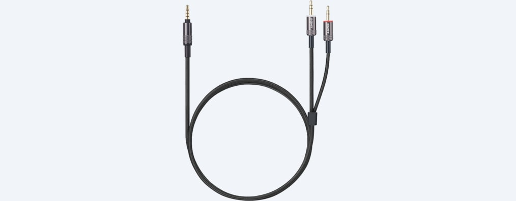 Images of MUC-S12BL1 Balanced 1.2m Y-type Cable