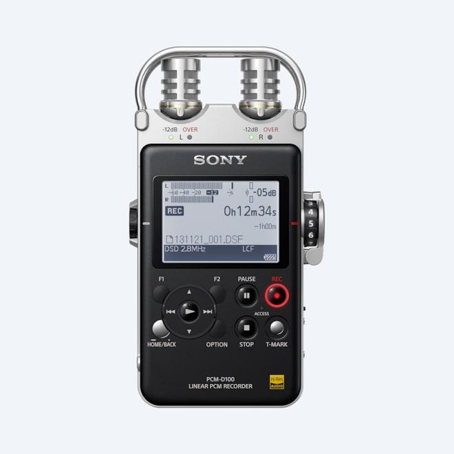 small pro audio recorder