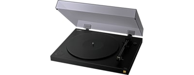 Images of Turntable with High-Resolution recording