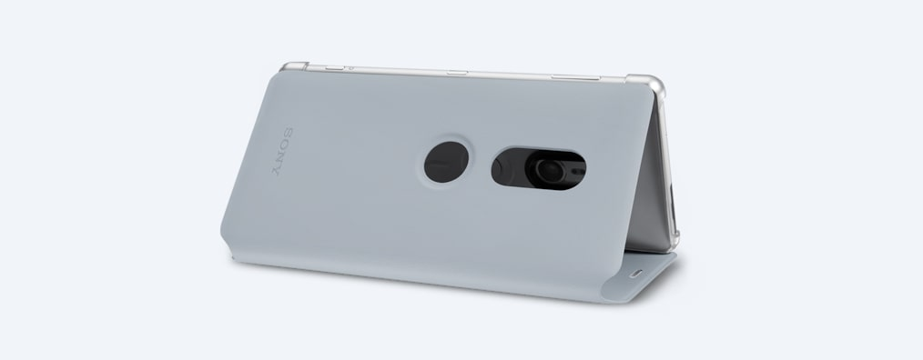 Images of Style Cover Stand SCSH40 for Xperia XZ2