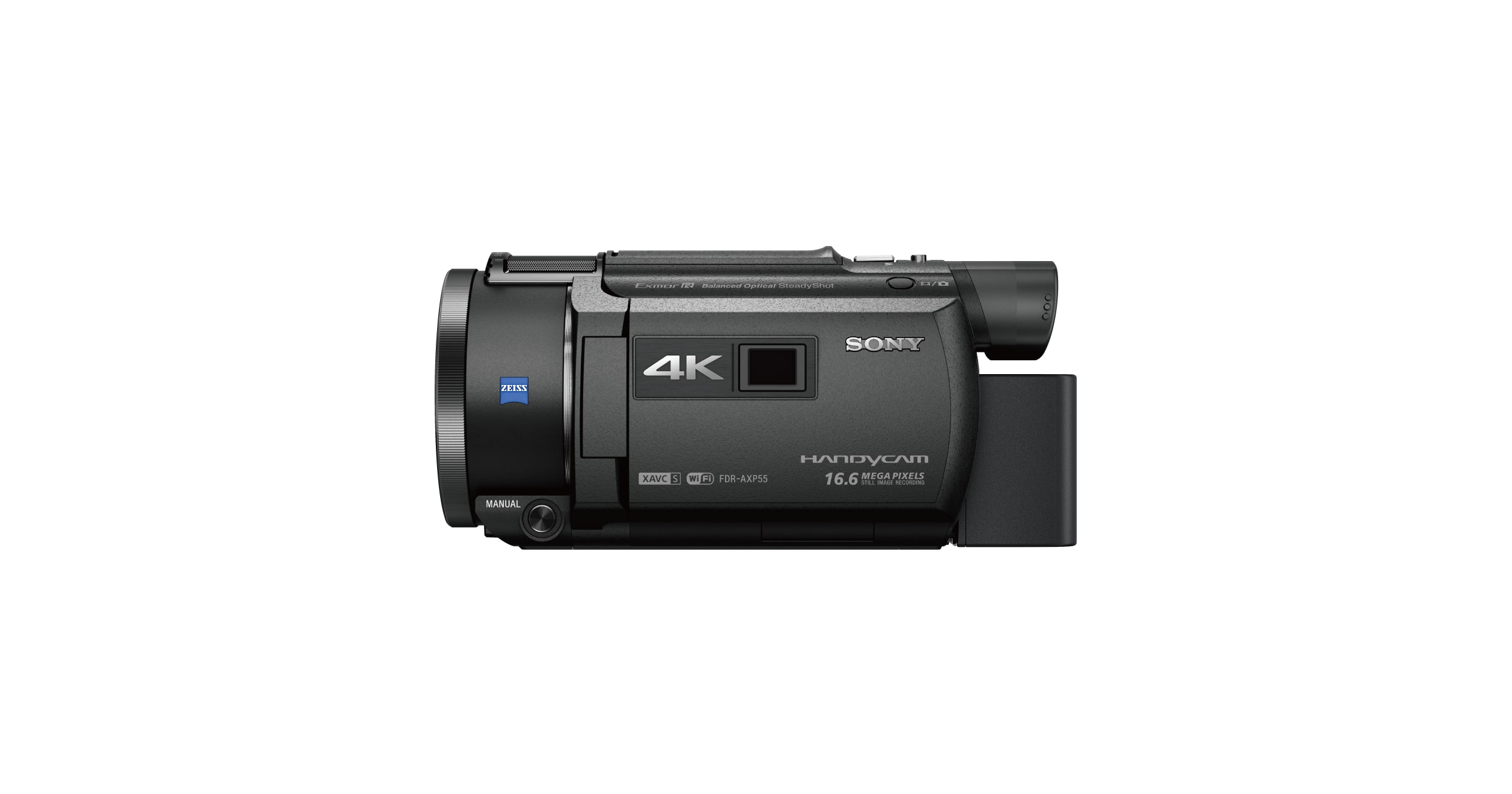 Axp55 4k Handycam With Built In Projector Fdr Axp55 Sony Asia Pacific