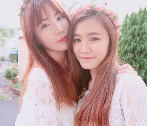 Michy Lim & Tiffanie Lim