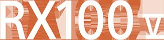 Logo Sony RX100 V