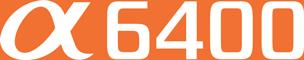 โลโก้ Sony A6400