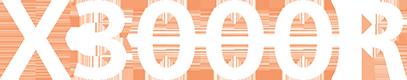 Sony X3000R Logo