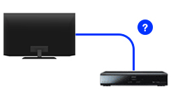 DVR / DVD Recorder | BRAVIA TV Connectivity Guide