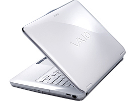 VGN-CS23G/W-VAIO® Notebook & Computer-CS Series