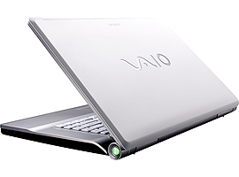VGN-FW33G/W-VAIO™ Laptops & Computers-FW Series