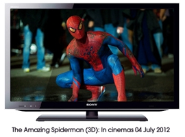 KDL-32HX750-BRAVIA TV (LED / LCD / FULL HD)-HX750 Series