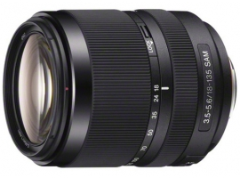 SAL18135-Interchangeable Lens-Zoom