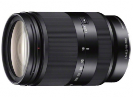SEL18200LE-Interchangeable Lens-Zoom