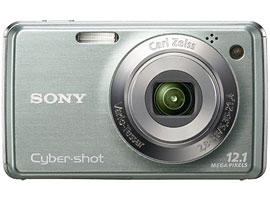 DSC-W210/G-Digital Camera-W Series