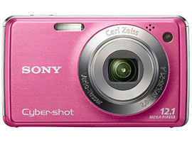 DSC-W220/P-Digital Camera-W Series