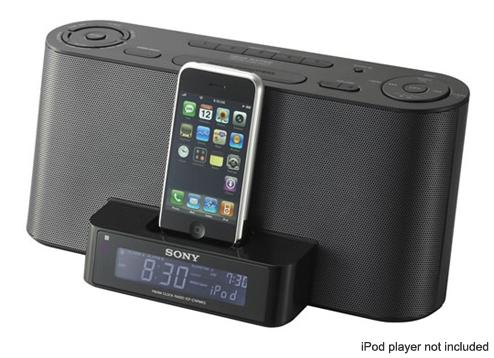 sony machine ipod