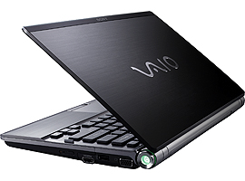 VGN-Z37GD/X-VAIO™ Laptops & Computers-Z Series (VPCZ)