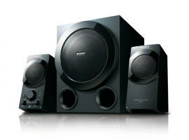 SRS-D9-Wireless Speakers-2.1ch Speakers