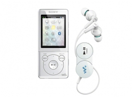 NWZ-S774BT/W-Walkman® Digital Media Players-S Series