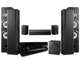 HTIB730-Hi-Fi Components-Speakers