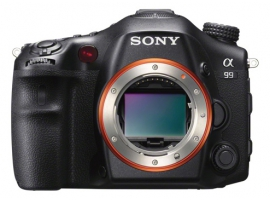SLT-A99V-Interchangeable Lens Camera-SLT-A99V