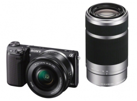 NEX-5RY/B-Interchangeable Lens Camera-NEX-5R