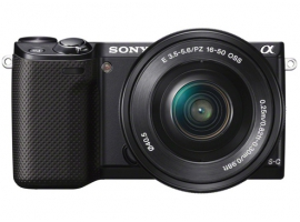 NEX-5RL/B-Interchangeable Lens Camera-NEX-5R