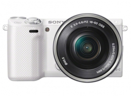 NEX-5RY/W-Interchangeable Lens Camera-NEX-5R
