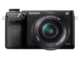 NEX-6L/B-Interchangeable Lens Camera-NEX-6