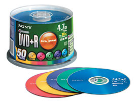 50DPR47SX3-Data Storage Media-DVD