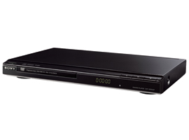 DVP-SR200P/B-DVD Player
