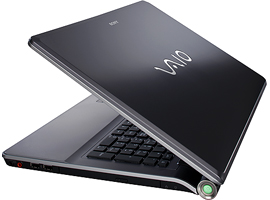 VGN-AW15G/H-VAIO™ Laptops & Computers-AW Series