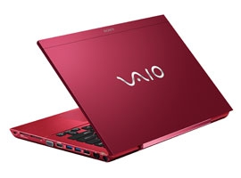 SVS13125CAR-VAIO&reg Notebook & Computer-S Series