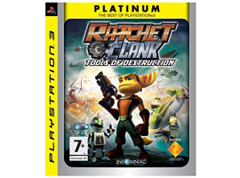 Ratchet and Clank-Game Titles