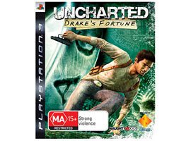 Uncharted Drake Fort-Game Titles