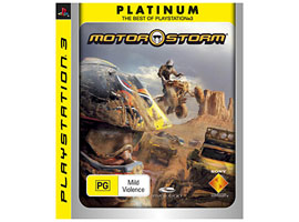Motorstorm-Game Titles