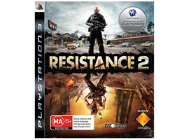 Resistance 2-Game Titles