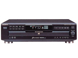 CDP-CE215-Hi-Fi Components-CD Deck