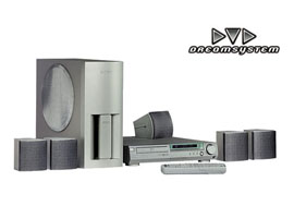 DAV-S300//K-DVD Home Theatre Systems