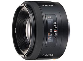 SAL50F14-Interchangeable Lens-Fixed Focal Length