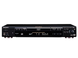 DVP-S535D/B-DVD Players