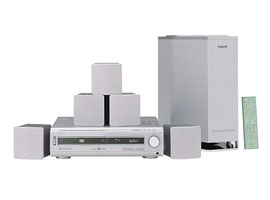 DAV-C700//M-DVD Home Theatre Systems