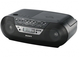 ZS-RS09CP-CD / Radio / Cassette Player-CD Radio Player