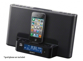 XDR-DS16IP-Audio Docks-iPod/iPhone Docks