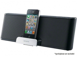 RDP-T50iP-Audio Docks-iPod/iPhone Docks