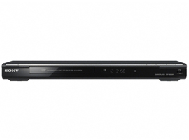 DVP-NS628P/B-DVD Players