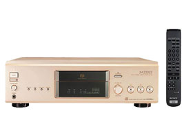 SCDXA333ES-Super Audio CD Player