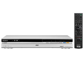 RDR-HX750/S-DVD/HDD Recorders