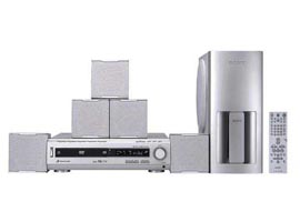 DAV-C450-DVD Home Theatre Systems