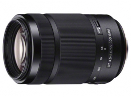 SAL55300-Interchangeable Lens-Zoom