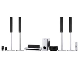 DAV-DZ770W/C-DVD Home Theatre Systems
